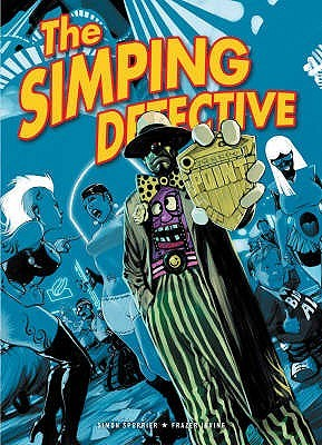 The Simping Detective by Simon Spurrier