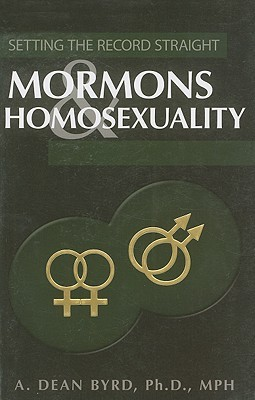 Setting the Record Straight: Mormons & Homosexuality
