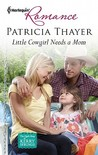 Little Cowgirl Needs a Mom (The Quilt Shop in Kerry Springs #1)