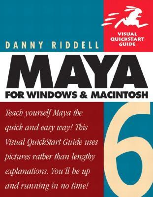 Maya 6 for Windows and Macintosh
