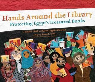 Hands Around the Library: Protecting Egypt�s Treasured Books