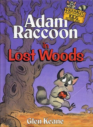 Adam Raccoon in Lost Woods by Glen Keane