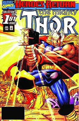 Thor By Dan Jurgens & John Romita Jr. Volume 1 by Dan Jurgens