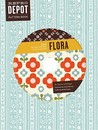 Reprodepot Pattern Book: Flora: 225 Vintage-Inspired Textile Designs