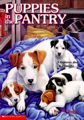 Puppies in the Pantry by Lucy Daniels