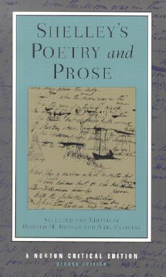 Poetry and Prose by Percy Bysshe Shelley
