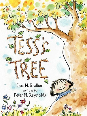 Tess's Tree by Jess M. Brallier