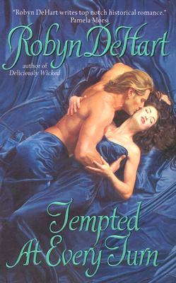 Tempted at Every Turn (Ladies' Amateur Sleuth Society, #3)