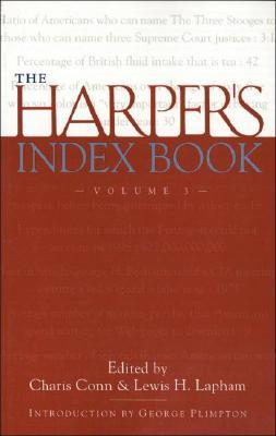The Harper's Index Book Volume 3 by Charis Conn