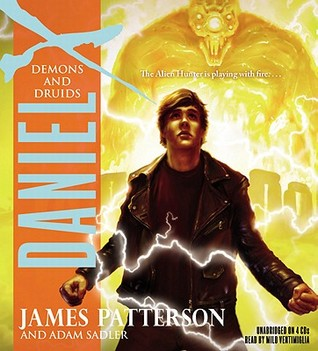 Demons and Druids [With Earbuds] by James Patterson