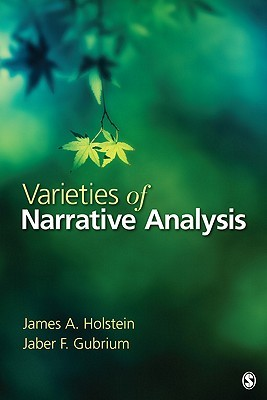 Varieties of Narrative Analysis