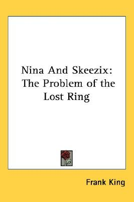 Nina and Skeezix by Frank  King