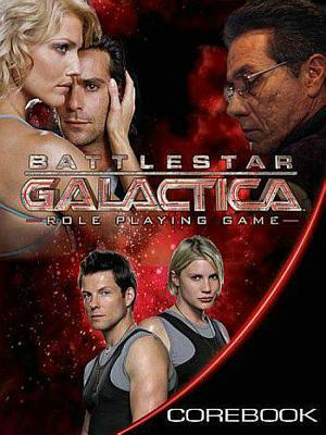 Battlestar Galactica Role Playing Game by Jamie Chambers