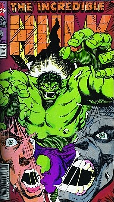 The Incredible Hulk Visionaries by Peter David