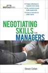 Negotiating Skills for Managers