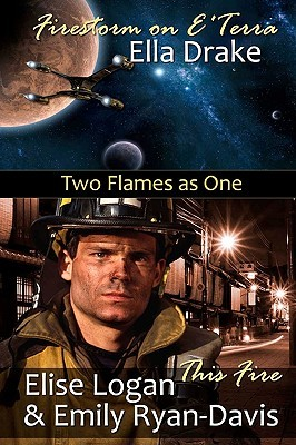 Two Flames as One by Ella Drake