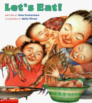 Let's Eat! by Ana Zamorano