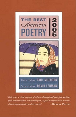 The Best American Poetry 2005 by Paul Muldoon