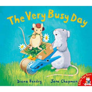 Download The Very Busy Day RTF by Diana Hendry, Jane Chapman