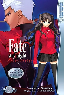 Fate/Stay Night, Volume 8 by Datto Nishiwaki