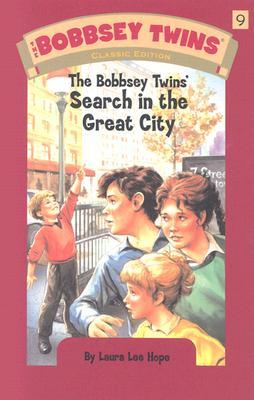 The Bobbsey Twins' Search in the Great City by Laura Lee Hope