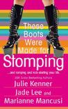 These Boots Were Made for Stomping (Superhero Central #5)