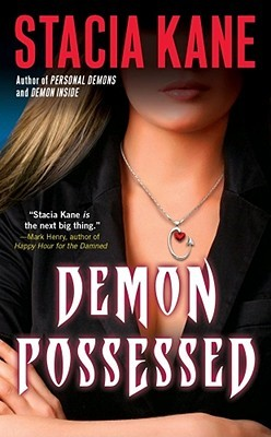 Demon Possessed (Megan Chase, #3)
