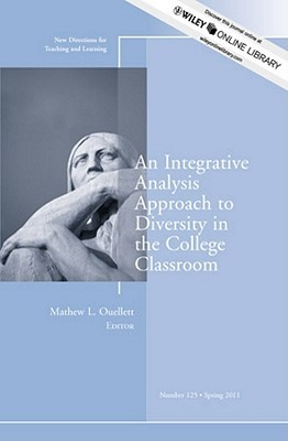 An Integrative Analysis Approach to Diversity in the College ... by Matthew Ouellett