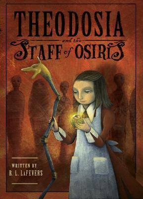 Theodosia and the Staff of Osiris (Theodosia Throckmorton, #2)