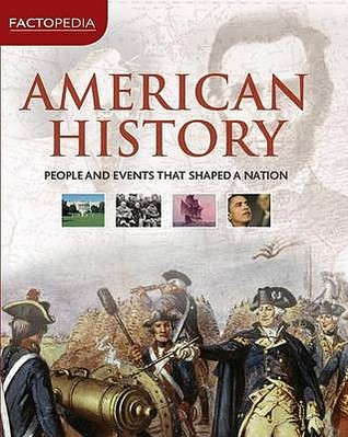 American History by Parragon Publishing