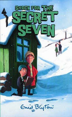 Shock for the Secret Seven by Enid Blyton