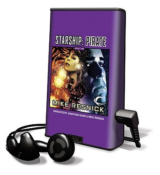 Starship, Book Two: Pirate [With Earbuds] (Playaway Adult Fiction)