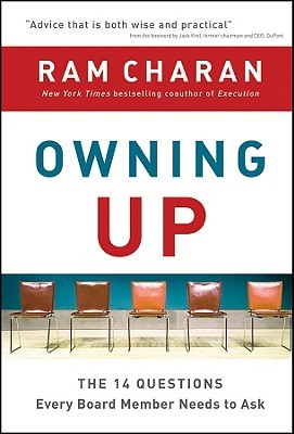 Owning Up by Ram Charan