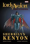 Knight of Darkness (Lords of Avalon Graphic Novel, #2)