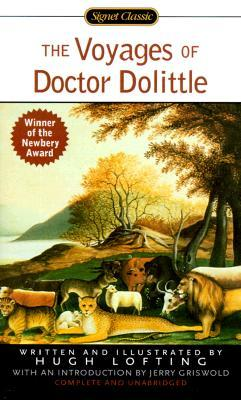 The Voyages of Doctor Dolittle by Hugh Lofting