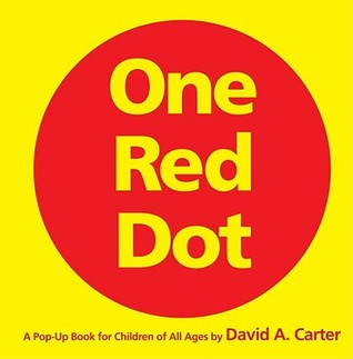 One Red Dot by David A. Carter