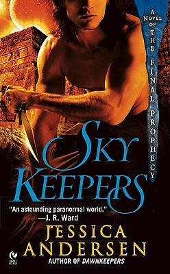 Skykeepers by Jessica Andersen