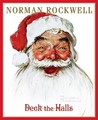 Deck the Halls by Norman Rockwell
