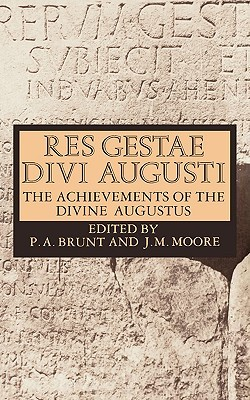 Res gestae divi augusti by augustus reviews discussion - Res gestae divi augusti ...