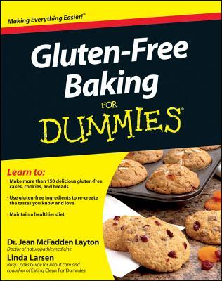 Gluten-Free Baking for Dummies by Jean McFadden Layton