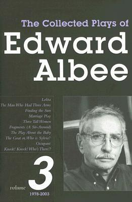 The Collected Plays, Vol. 3 by Edward Albee