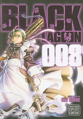Black Lagoon, Vol. 8 by Rei Hiroe