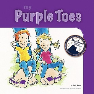 Get My Purple Toes by Blair Hahn, Tate Nation MOBI