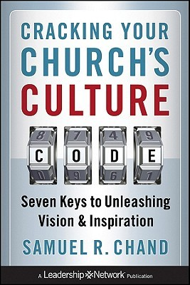 Cracking Your Church's Culture Code by Samuel R. Chand