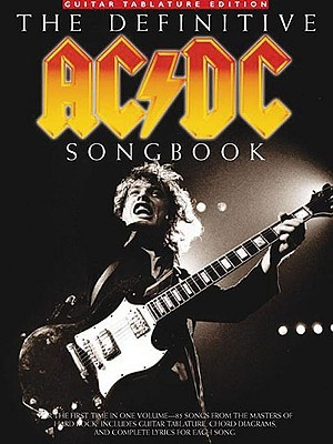 The Definitive ACDC Songbook