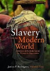 Slavery in the Modern World Set: A History of Political, Social, and Economic Oppression