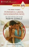Powerful Greek, Housekeeper Wife (Presents Extra)