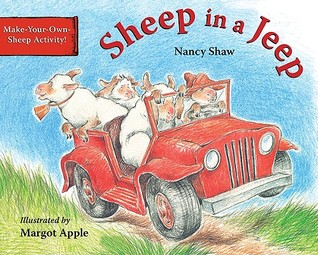 Sheep in a Jeep by Nancy E. Shaw