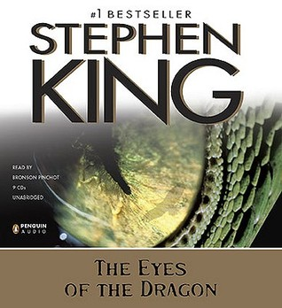 The Eyes of the Dragon Unabridged CD's by Stephen King
