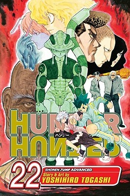 Hunter x Hunter, Vol. 22 by Yoshihiro Togashi